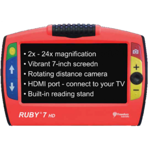 Ruby 7 Magnifier