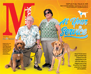 Guide Dogs of Hawaii Featured in MidWeek