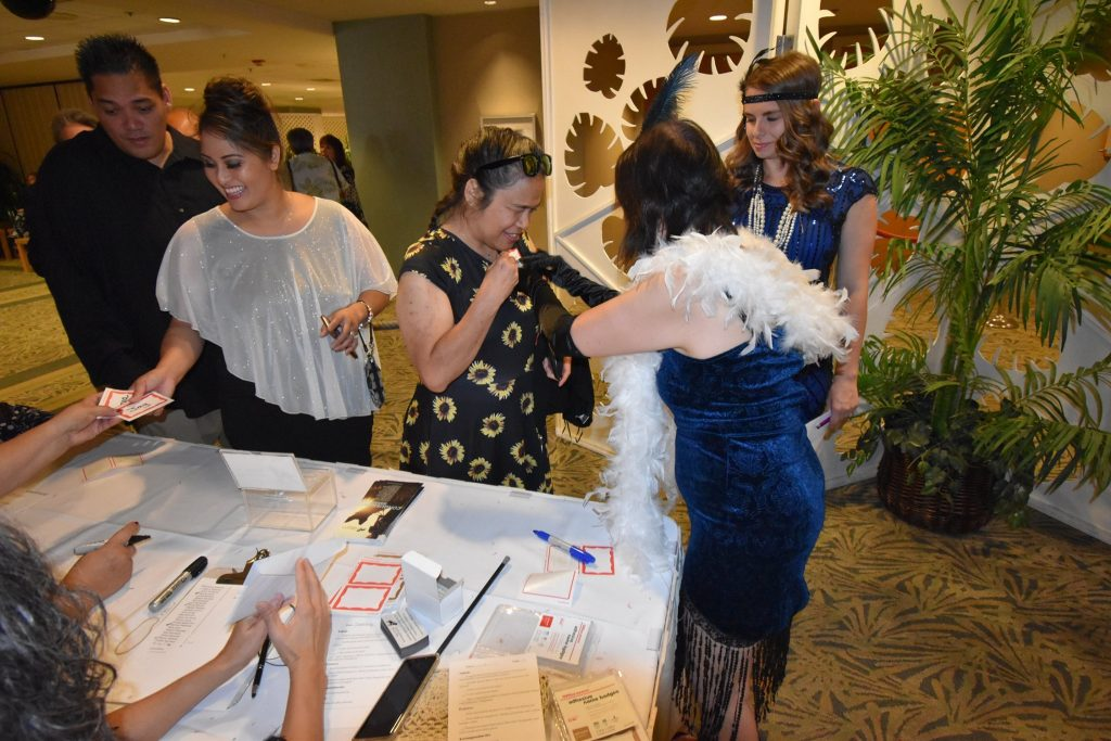Senior Prom for our Kupuna clients